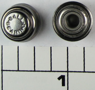 26-116 Bearing with Cap, Ball Bearing, Handle Side
