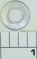 86-60 Washer, Drag, Metal, Round Keyed Metal Drag Washer