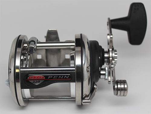 Penn 220GTO GTO Level Wind Reel