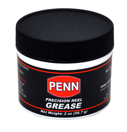 2ozGSE Penn 2 oz. Lubricant Reel Grease
