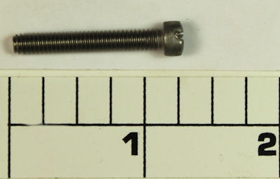 31-130S Screw, Stand Screw (uses 4)