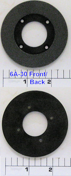 6A-30 Washer, Drag Washer Plate, HT100™ (4th Gen)