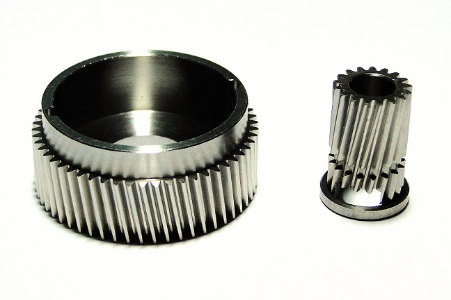 P316114H325 Custom Stainless Steel 3.25:1 High Speed Gear Set (Optional)